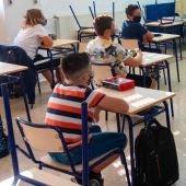 benidorm colegios educación aulas alumnos