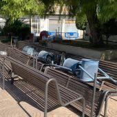 La Vila Joiosa remodela la Plaza de la Comunidad en el barrio de la Sicop