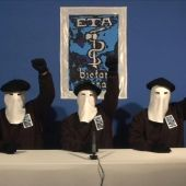 Anuncio del fin de la violencia de ETA