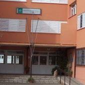 Fachada del colegio donde se produjo la agresión
