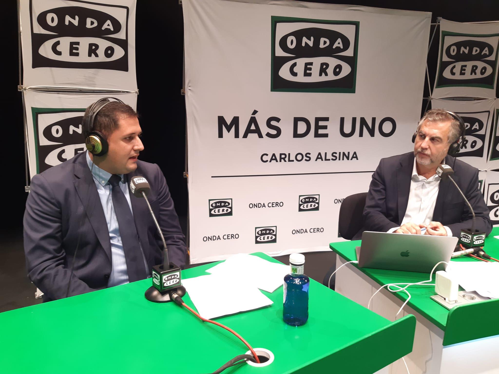 """Alejandro Ramírez, consejero de Turismo de Ceuta: """"El submarinismo se ha convertido en una actividad de reclamo internacional"""""""
