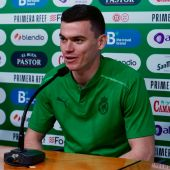 Jack Harper, futbolista