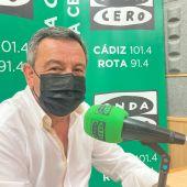 José Loaiza, portavoz del PP de San Fernando