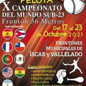 X Campeonato del Mundo sub 23 de pelota