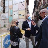Las obras han comenzado por la calle Mosen Pedro Dosset