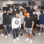"""Carlos Soler: """"Estar en el Valencia es un regalo"""""""