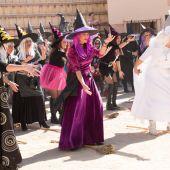 Magia y tradición en el Encuentro de Brujas de este fin de semana en Liétor