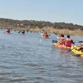 Fundación CB presenta hoy el estudio de navegación del río Guadiana en el tramo comprendido entre Badajoz y San Benito de la Contienda