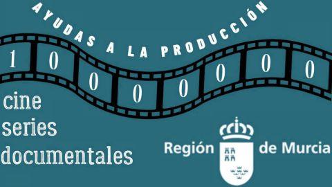Ayudas de un millón de euros para respaldar y hacer crecer el sector audiovisual de la Región de Murcia