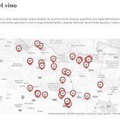 """Ruta del Vino Somontano ha lanzado la campaña """"No te dejes el vino"""""""