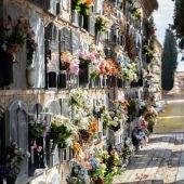 El Cementerio de Torrero volverá a llenarse de flores a partir del sábado