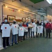 El Mercado de la Albuera solidarios con La Palma