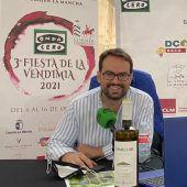"Javier Ruiz ""Premio Divulgación del Vino en 2021"""
