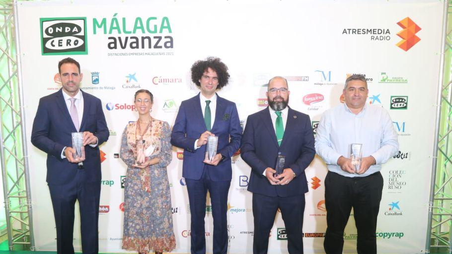 Distinciones Málaga Avanza 2021