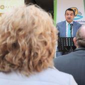 Francisco Martínez Arroyo durante su intervención en las jornadas