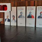 La AECC expone en Badajoz una muestra con los avances científicos más importantes en sus 50 años investigando el cáncer