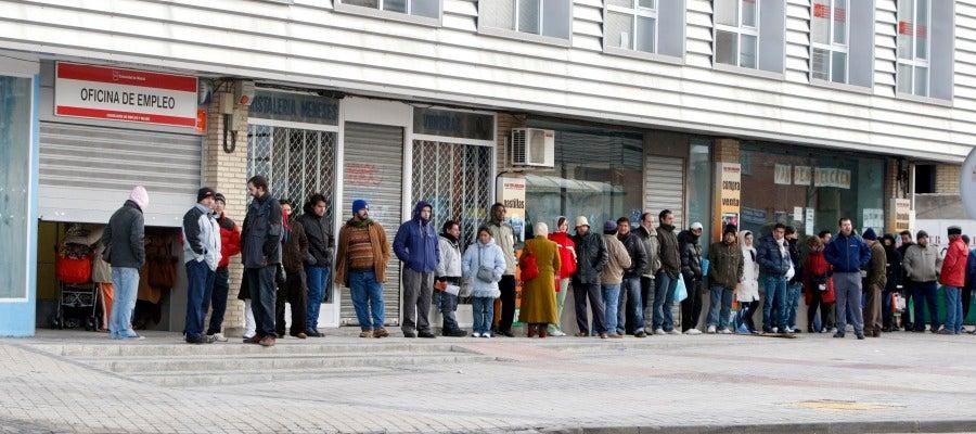 El paro, gran preocupación de los españoles