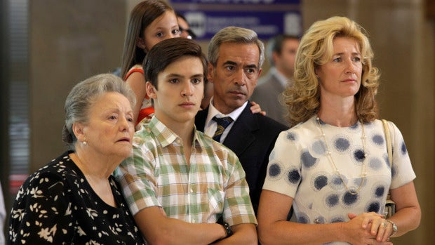 "Ferrán Monegal: ""¡Han transformado a la familia Alcántara en un cómic!"""