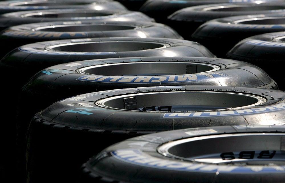 Objetos cotidianos: Los neumáticos