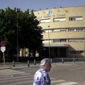 Exteriores del Hospital General de Castellón