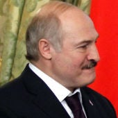 El presidente de de Bielorrusia, Alexander Lukashenko