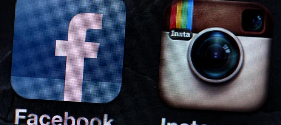 Instagram y Facebook