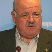 Jesús Aguirre, senador del PP