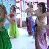 Danza oriental con sables