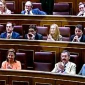 Andrea Fabra en el Congreso