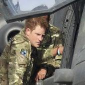 El Príncipe Enrique regresa a Agfanistán como piloto de helicópteros