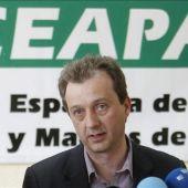Jose Luis Pazos, portavoz de la CEAPA