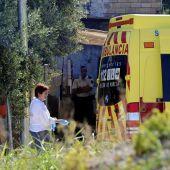 Una ambulancia de los servicios de emergencias en Murcia