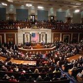 Foto de archivo del Congreso de EEUU