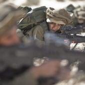 Mujeres soldados