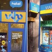 Agencia de viajes Vibo, perteneciente al grupo Orizonia.