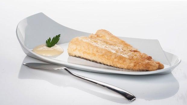 Las recetas de Robin Food: Merluza rebozada con mahonesa de anchoas