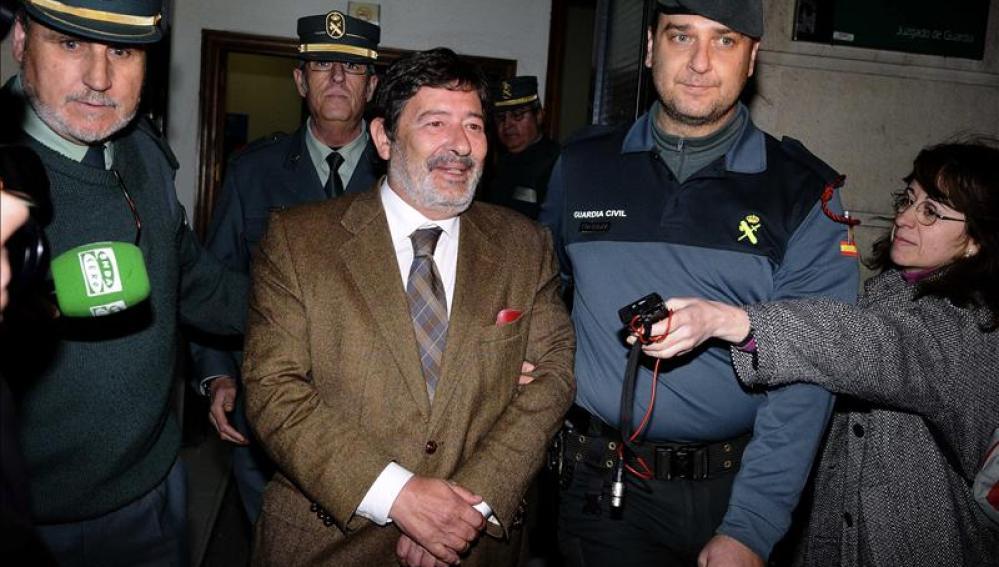 Francisco Javier Guerrero en una imagen de archivo