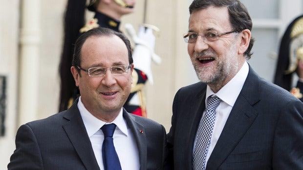 Rajoy y Hollande ultiman los preparativos para el AVE Barcelona-París