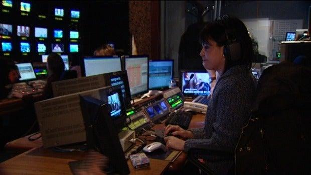 Historias de la tele: El desconocido control de realización de la televisión