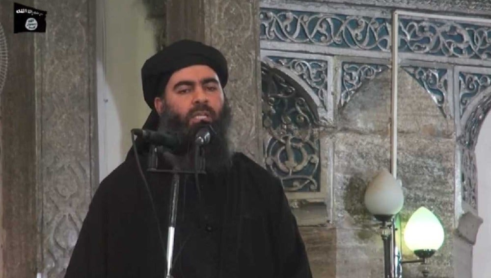 Abu Bakr al Bagdadi, líder de Daesh