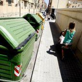 Cubos de basura de Alcoy