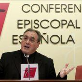 José María Gil Tamayo, presidente de la Conferencia Episcopal