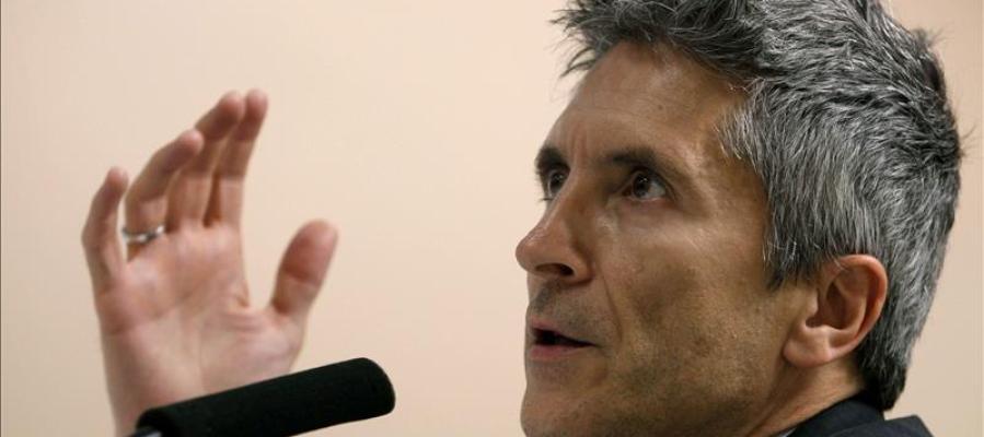El magistrado Fernando Grande Marlaska