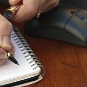 Escribir en papel, una moda en desuso
