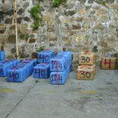 Intervenida una tonelada de hachís en el Campo de Gibraltar