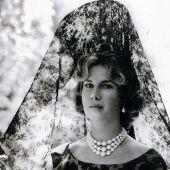 La Duquesa de Alba de joven
