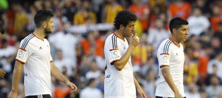 El Valencia no pasa del empate ante el Celta