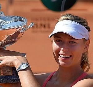 Sharapova anuncia su retirada a los 32 años