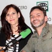 Malena Alterio y Fernando Tejero en Más de uno