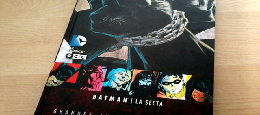 Portada de 'Batman. La Secta', que edita ECC Ediciones